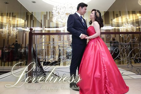 吉舜&芷妮 結婚紀事 平面攝影