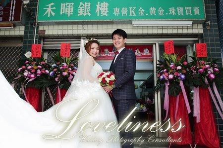 韋寧&姿吟 結婚紀事 平面攝影