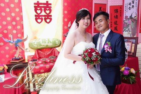 晉榮&麗琴 結婚紀事 平面攝影