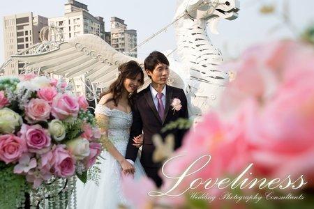 宇光&依殷 結婚紀事 平面攝影