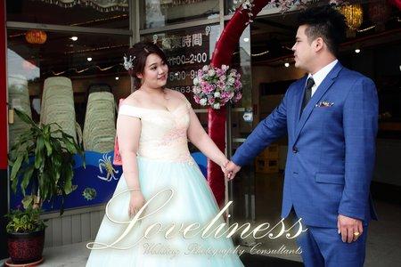 家宏&佳卉 結婚紀事 平面攝影