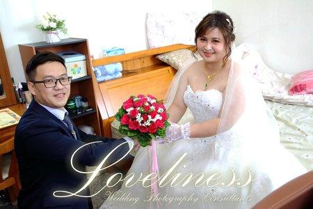 致毅&于歡 結婚紀事 平面攝影