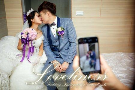 哲杭&怡婷 結婚紀事 平面攝影
