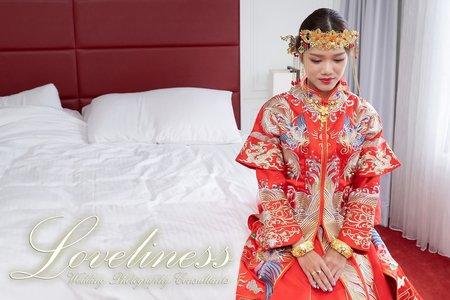 哲聖&秀玲 結婚紀事 平面攝影