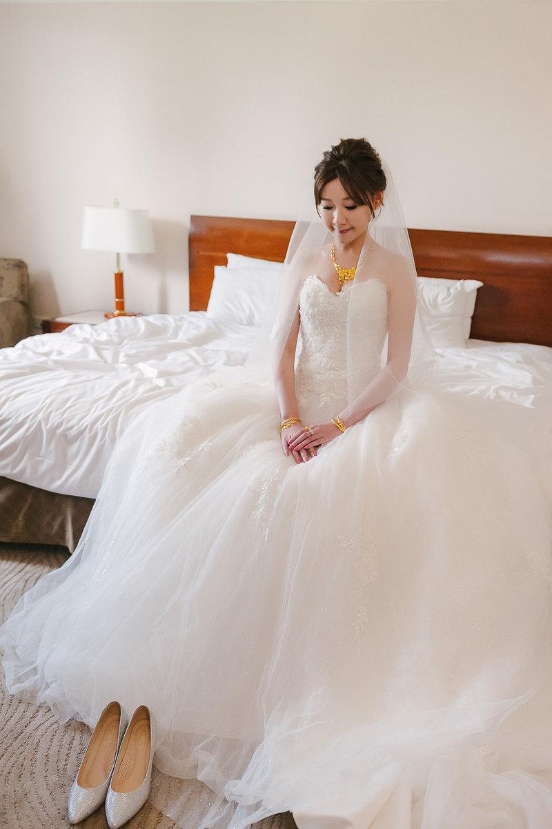 婚禮攝影紀錄作品
