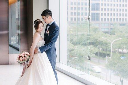 台北寒舍艾美 婚禮攝影紀錄