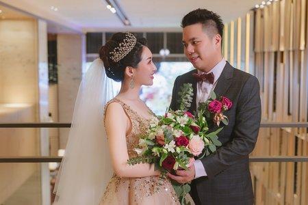 國泰萬怡酒店婚攝 婚禮攝影紀實