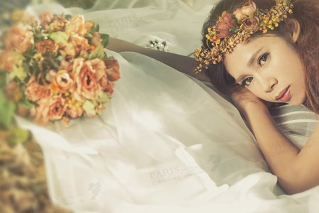 巴黎婚紗攝影《無與倫比LOVE》