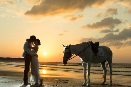 巴黎婚紗攝影《鍾愛一生》