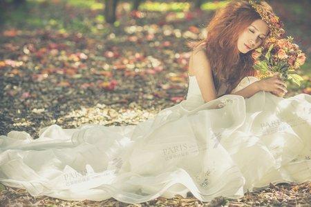 《無與倫比LOVE》巴黎婚紗攝影