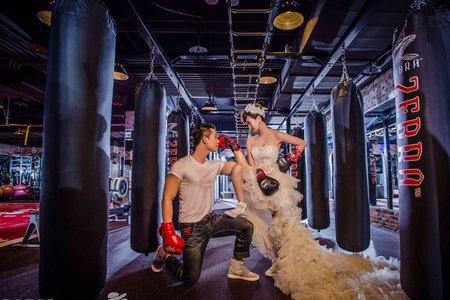 巴黎婚紗《精選客照》各式風格