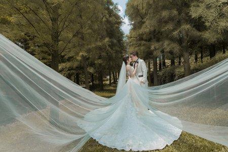 巴黎婚紗攝影W&H