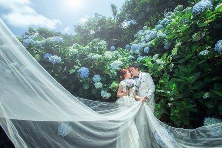 巴黎婚紗攝影H&K