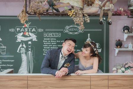 巴黎婚紗攝影B&H