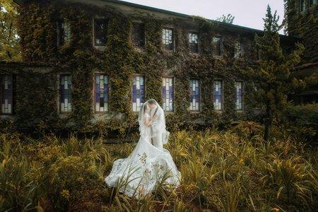 巴黎婚紗攝影G&H