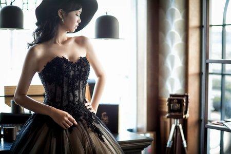 巴黎婚紗攝影 個人藝術照
