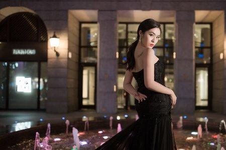 巴黎婚紗攝影個人藝術照