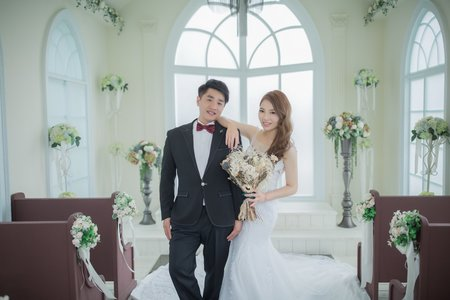 巴黎婚紗攝影L&C