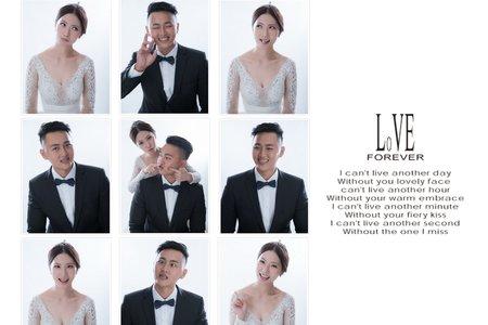巴黎婚紗攝影L&H