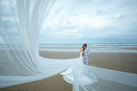 巴黎婚紗攝影H&W
