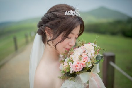 《專業新娘秘書》巴黎婚紗攝影