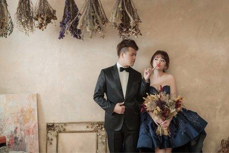 巴黎婚紗攝影S&H