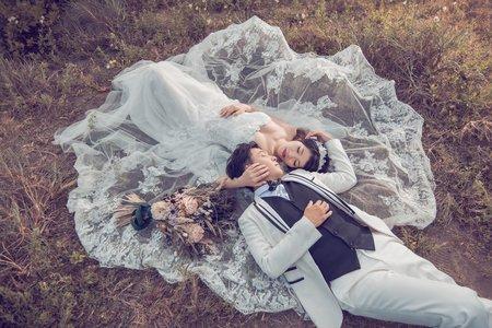 巴黎婚紗攝影H&C