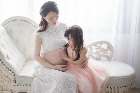 巴黎婚紗攝影 孕婦照