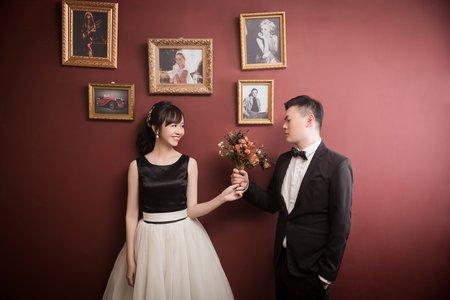 巴黎婚紗攝Y&D