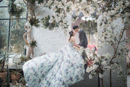 巴黎婚紗攝影L&Y