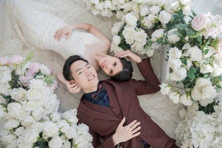 巴黎婚紗攝影X&L