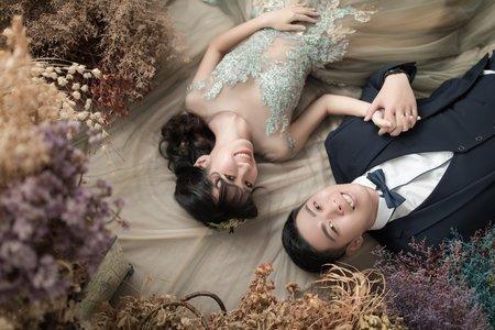 巴黎婚紗攝影W&C
