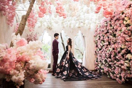 巴黎婚紗攝影C&H
