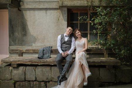 巴黎婚紗攝影C&T