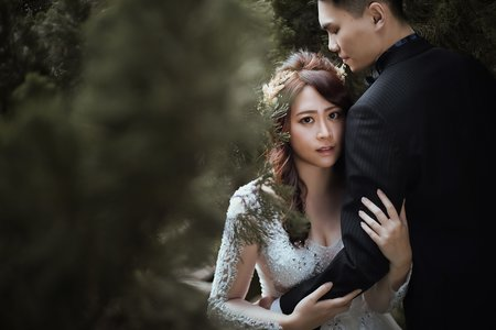 巴黎婚紗攝影X&I