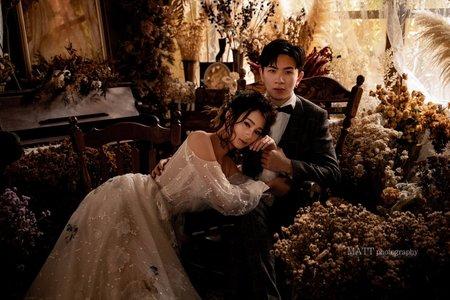 巴黎婚紗攝影S&W