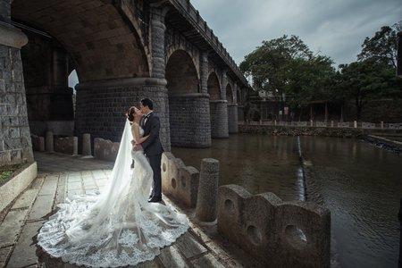 巴黎婚紗攝影L&W