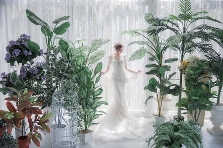 巴黎婚紗攝影C&L