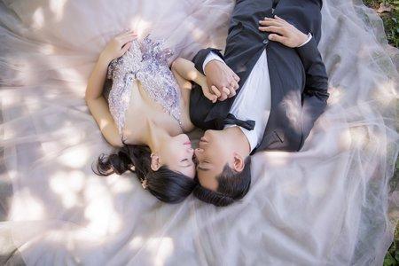 巴黎婚紗攝影L&L