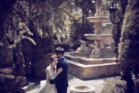 巴黎婚紗攝影H&L