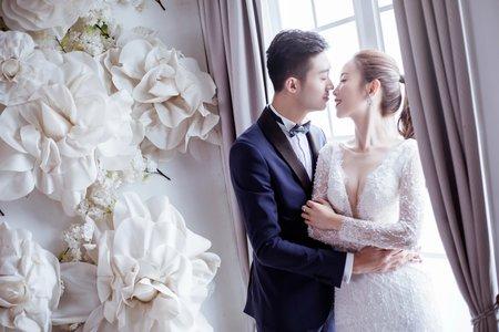 網路限定-輕婚紗方案