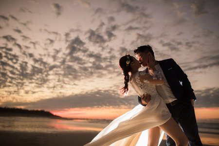 巴黎婚紗攝影O&L