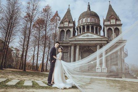 巴黎婚紗攝影