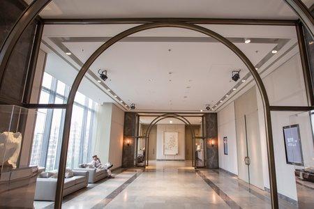5F-Foyer接待區