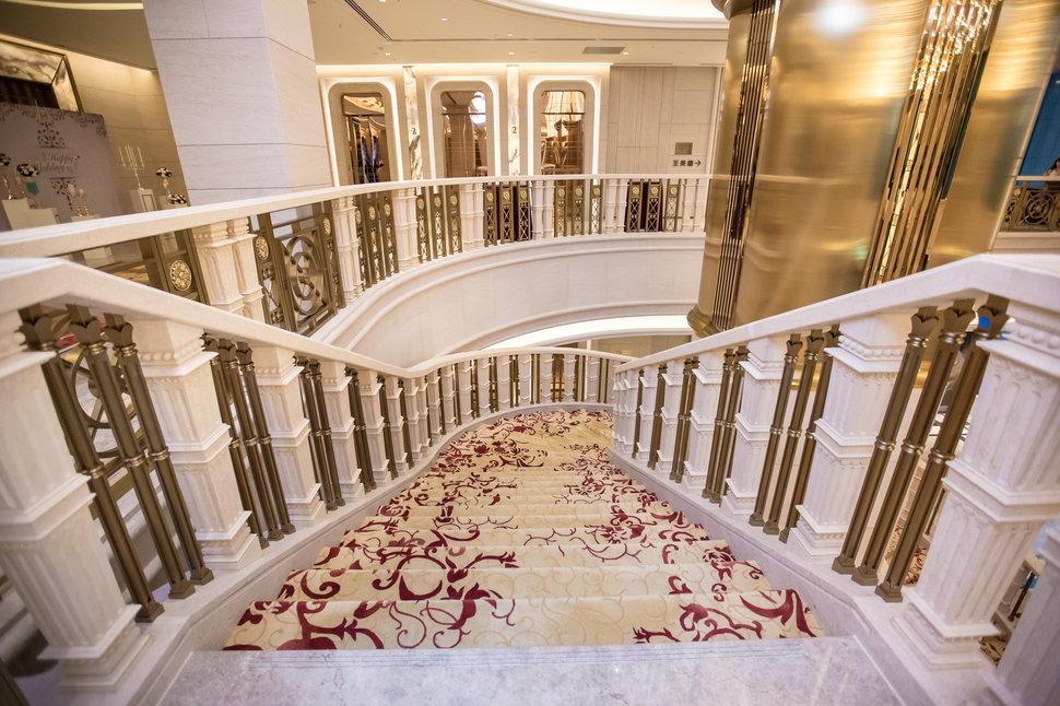 大廳&接待區 - 台北美福大飯店《結婚吧》