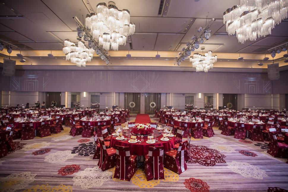 廳房 - 台北美福大飯店《結婚吧》