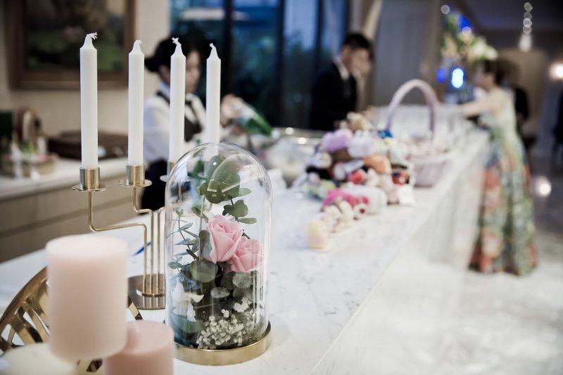 GMT義大利餐廳 唯美浪漫婚宴作品