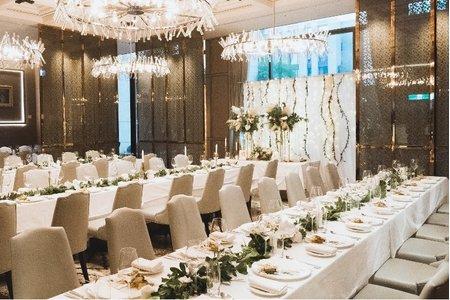 GMT義大利餐廳 唯美浪漫婚宴