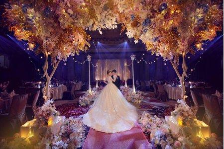 【活動限定】《喆日‧香氛》婚宴專案