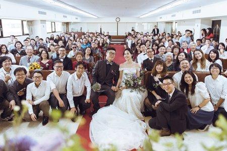 婚攝 教會證婚